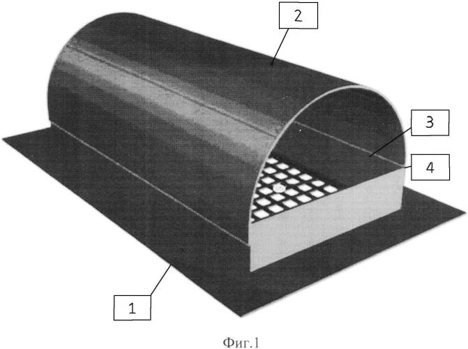 Вентиляционное воздуховыпускное устройство