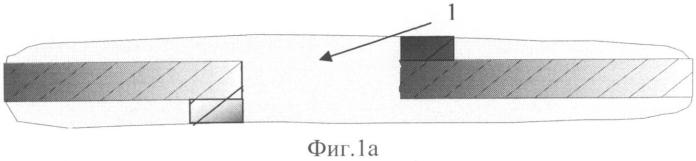 Способ коррекции топологии бис