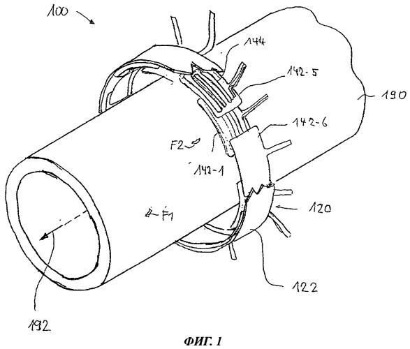 Узел проходной катушки, устройство для проверки длинномерных изделий, снабженное таким узлом, и способ проверки длинномерных изделий