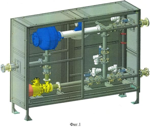 Система автоматического контроля и учета нефтепродуктов