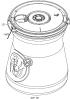 Система приготовления кофейного напитка, картридж упаковки кофейных зерен для использования с упомянутой системой, способ приготовления напитка, способ варки кофе, картридж для материала кофейных зерен, способ подачи материала кофейных зерен
