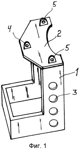 Устройство, предназначенное для вдавливания свай в грунт