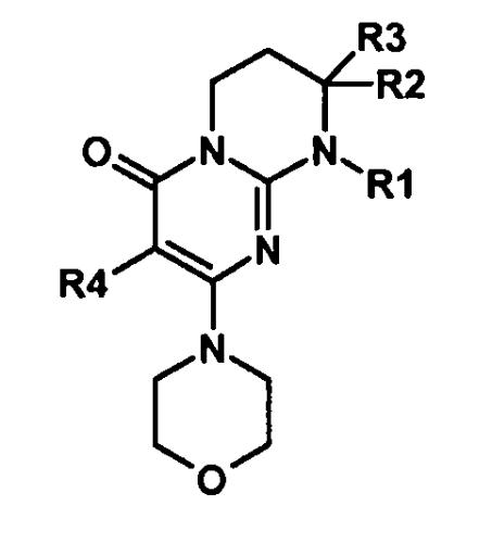 Новые производные 1,2,3,4-тетрагидропиримидо{1,2-a}пиримидин-6-она, их получение и фармацевтическое применение