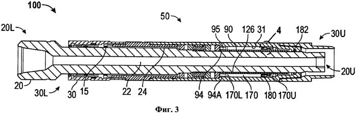 Система компенсации давления для подшипникового узла с масляным уплотнением забойного двигателя