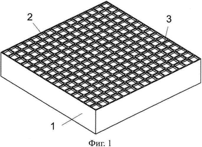 Дифракционная решетка на полимерной основе