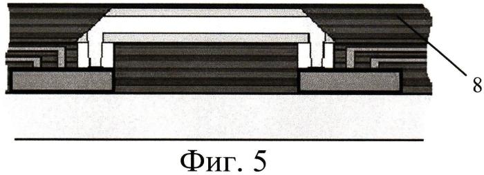 Способ формирования канала для передачи оптического сигнала между компонентами электронного модуля