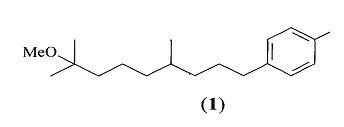 Способ получения 1-(8-метокси-4,8-диметилнонил)-4-(1-метилэтил)бензола из изопрена (варианты)