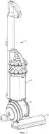 Циклонный сепаратор с входным каналом в основании