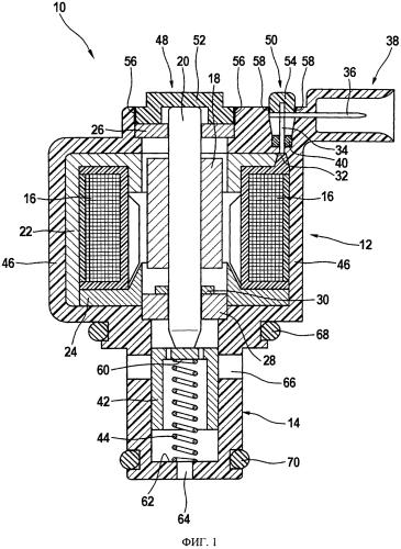 Дозатор топлива для системы впрыскивания топлива