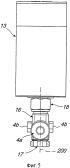 Устройство для измерения тепловой энергии, излучаемой радиаторами, конвекторами или подобными устройствами, в частности для пропорционального распределения стоимости отпления и/или кондиционирования