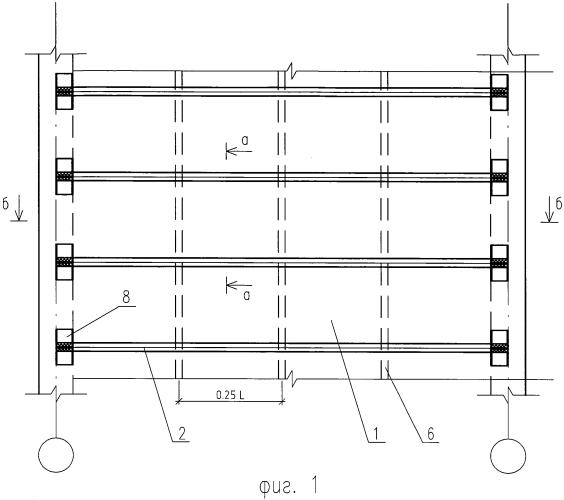 Устройство для усиления железобетонных пустотных панелей в составе перекрытия