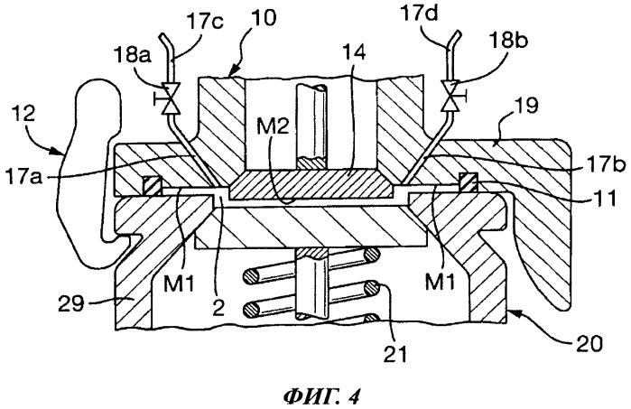 Соединительное устройство и способ снижения утечки среды через соединительное устройство