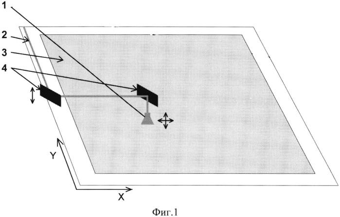Способ получения массивов ориентированных углеродных нанотрубок на поверхности подложки