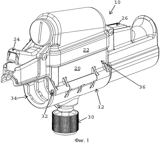 Радиочастотный модуль управления инструментами для непрерывной подачи штукатурного раствора