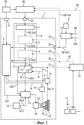 Исполнительный элемент для тормозной системы рельсового транспортного средства