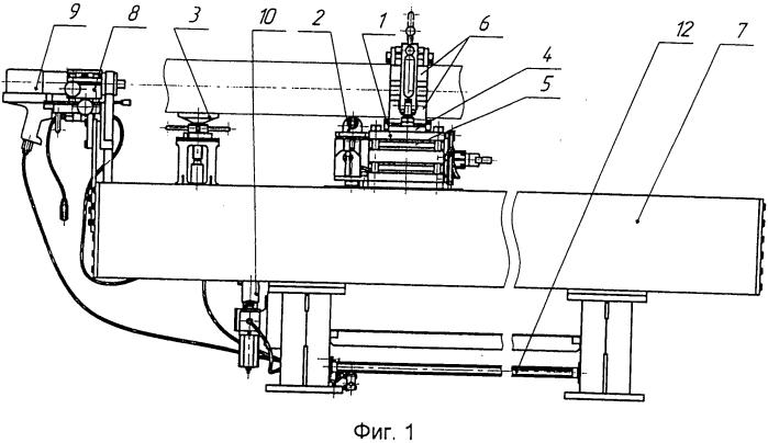 Стенд для сборки гидрозащит погружных электродвигателей