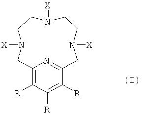 Хелаты марганца и их применение в качестве контрастных агентов в магнитно-резонансной визуализации (mpb)