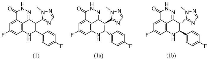 Способы синтеза производных дигидропиридофталазинона