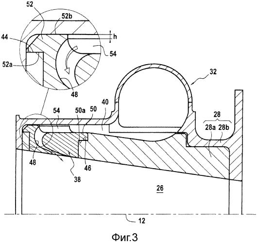 Компрессор газотурбинного двигателя с воздушными инжекторами