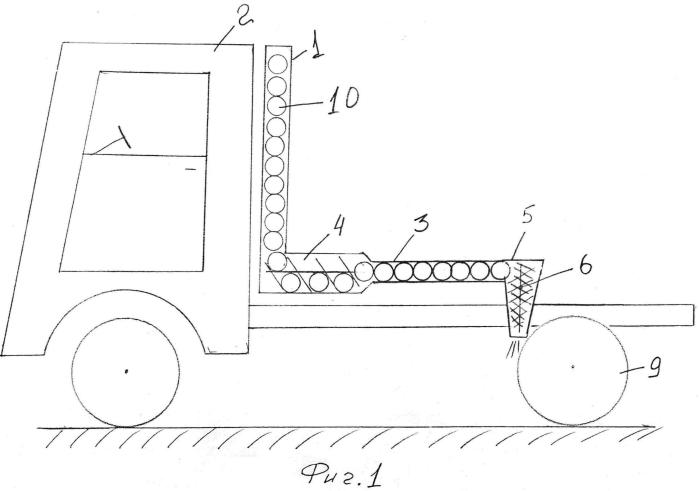 Устройство для предотвращения проскальзывания ведущих колес транспортного средства и абразивный материал, предотвращающий проскальзывание