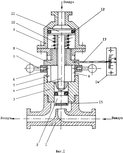 Автоматическое стабилизирующее устройство