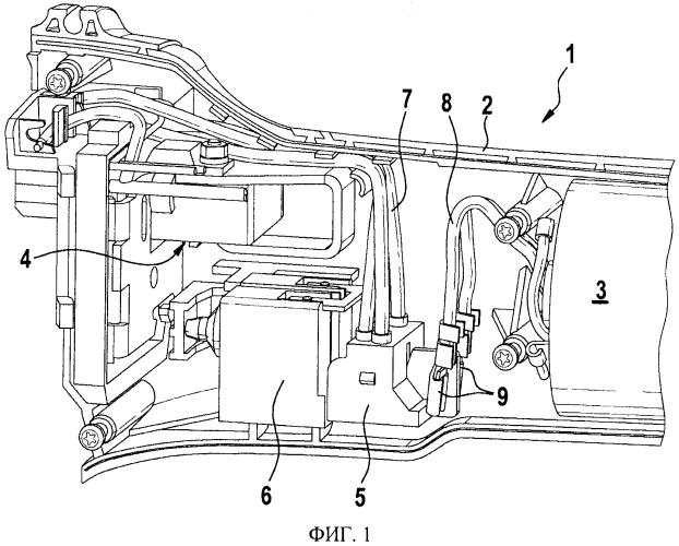 Технологическая машина с приводным электродвигателем