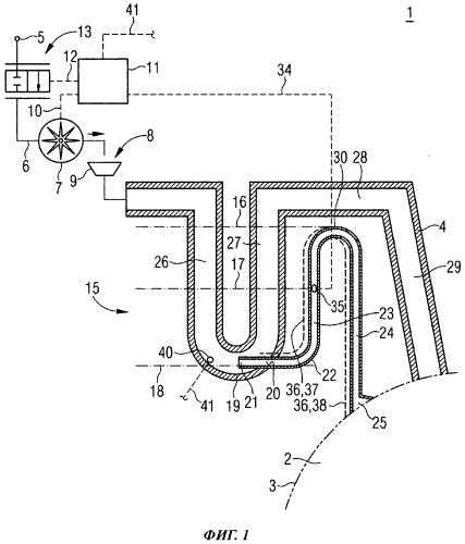 Водопотребляющий бытовой прибор с сифоном