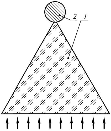 Оптическая система для формирования светового пятна субволнового размера