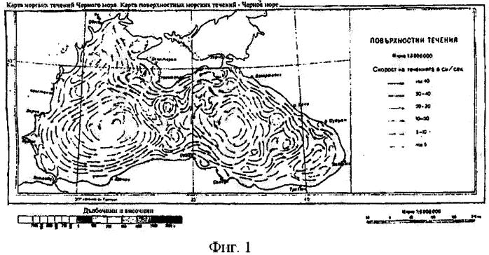 Устройство для очистки вод акваторий бухт и заливов с многоугольной внутренней винтовой поверхностью трубопроводов