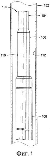 Устройство и способ борьбы с пескопроявлением в скважине с использованием датчика положения инструмента