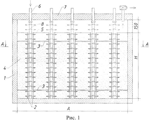 Способ производства крупногабаритных бетонных блоков в форме-автоклаве
