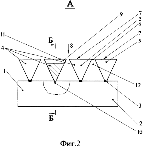 Фильтрующий элемент (варианты)