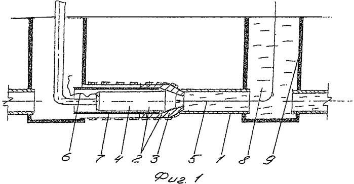 Способ и устройство для замены действующих аварийных трубопроводов