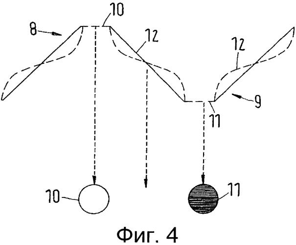 Теплообменник с прокладками, имеющий двусторонний рисунок углублений