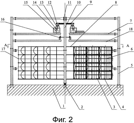 Гидроэлектрическая энергетическая установка без обустройства плотины