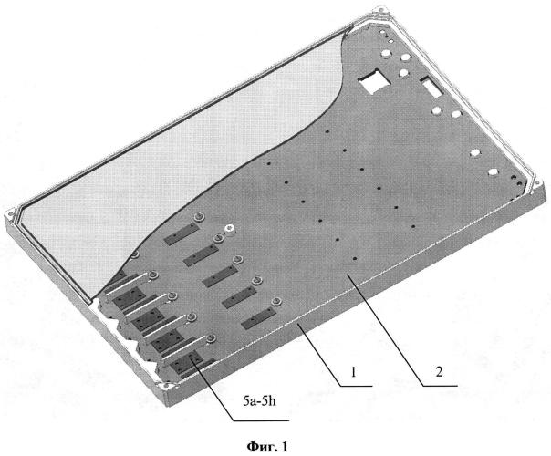 Приемо-передающий модуль