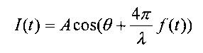 Способ определения скорости пульсовой волны дистанционным методом