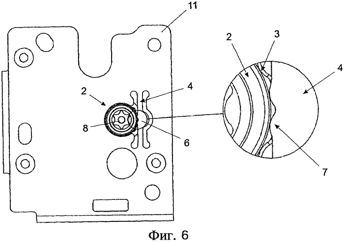 Стопорный механизм для предметов мебели
