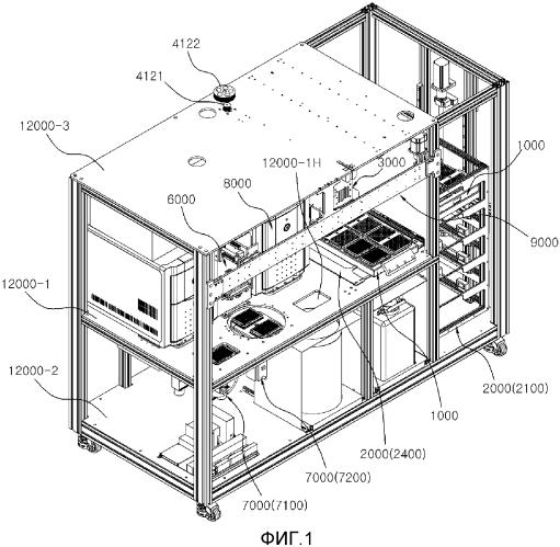 Автоматическая система для пцр в реальном времени для различных анализов биологического образца