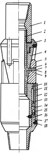 Центратор гидравлико-механический с изменяемой геометрией центрирующих элементов
