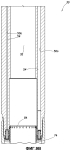 Предохранительный клапан с электрическим исполнительным механизмом и уравновешиванием давления в насосно-компрессорной трубе