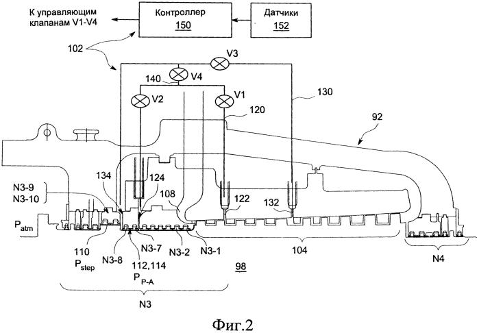 Устройство для регулирования суммарной осевой нагрузки паровой турбины (варианты)
