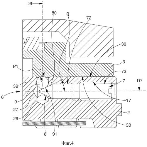 Регулировка механической вибрации набора шестерен часового механизма