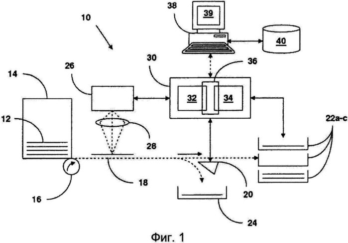 Способ и устройство для определения эталонного набора данных класса для классификации ценных документов