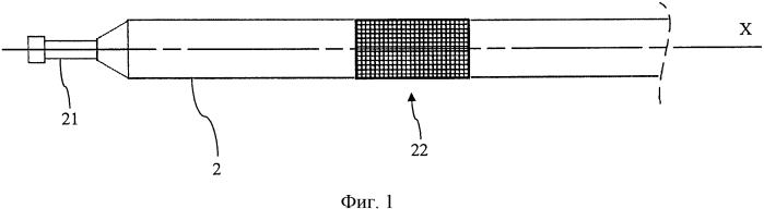 Защищенный резистор с торцевым уплотняющим элементом