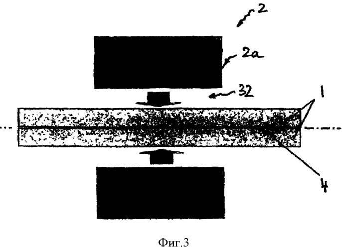 Устройство для распознавания состояния непригодности каната из высокопрочных волокон, используемого в грузоподъемном механизме