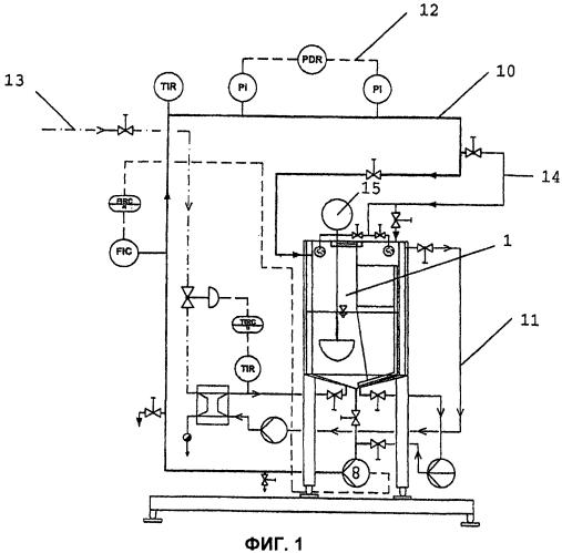 Способ и устройство для темперирования содержащей масло какао массы