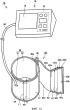 Манжета устройства измерения для оценки кровяного давления и устройство измерения для оценки кровяного давления, снабженное упомянутой манжетой