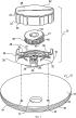 Дыхательное устройство крышки горловины топливного бака
