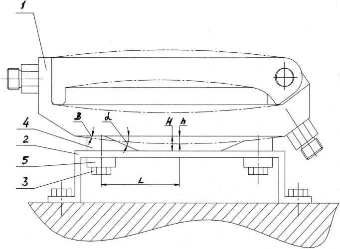 Устройство для крепления пиротехнических узлов с остаточной деформацией после их срабатывания